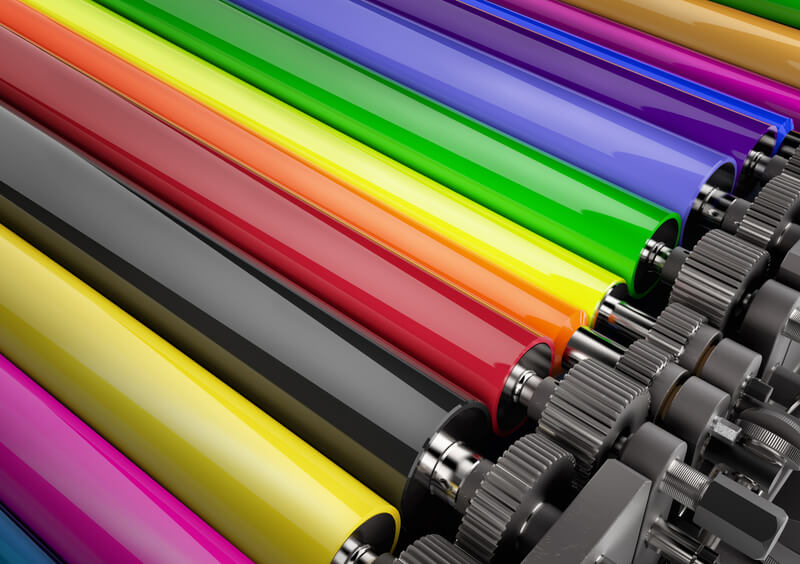 Printing Image | Print & packaging coating | East Midlands Coatings