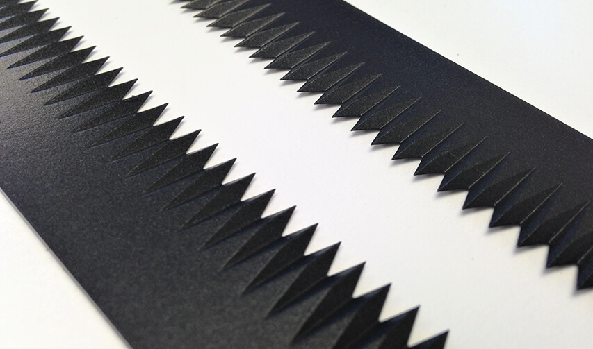 Cutting Blades Image | East Midlands Coatings