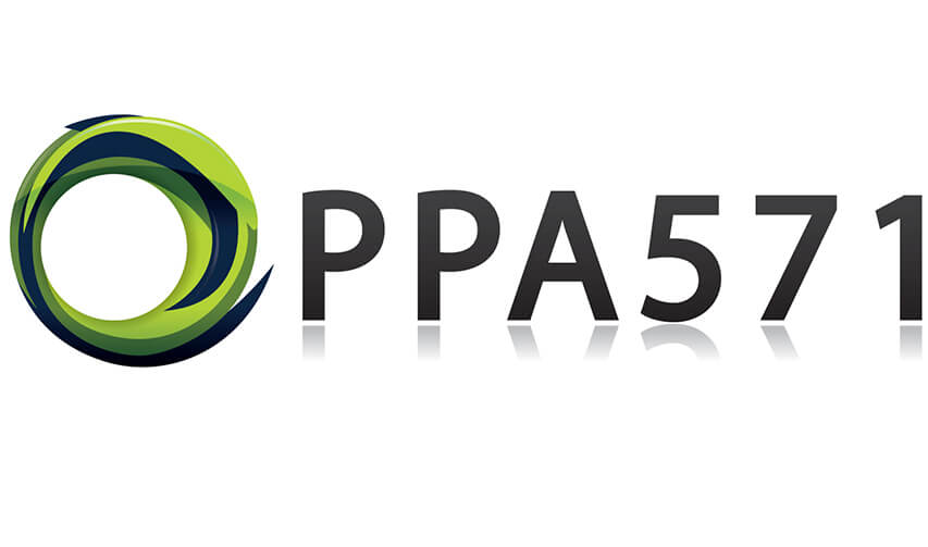 PPA-571 logo | East Midlands Coatings