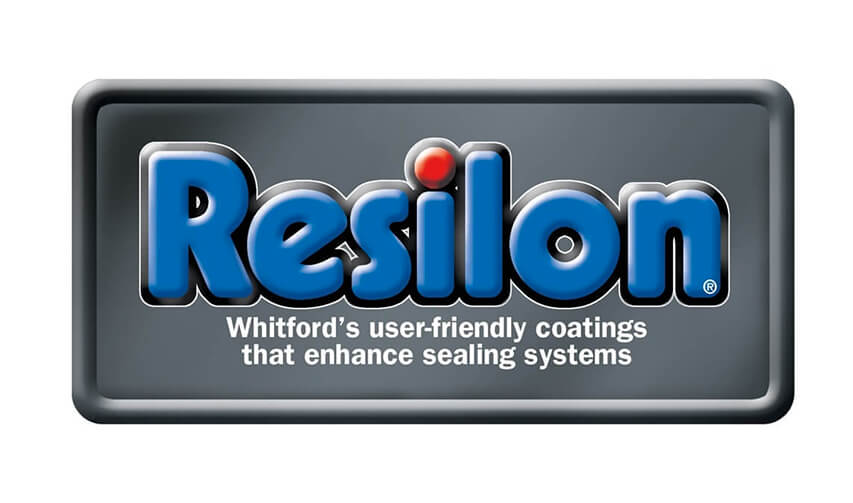 Resilon logo | East Midlands Coatings