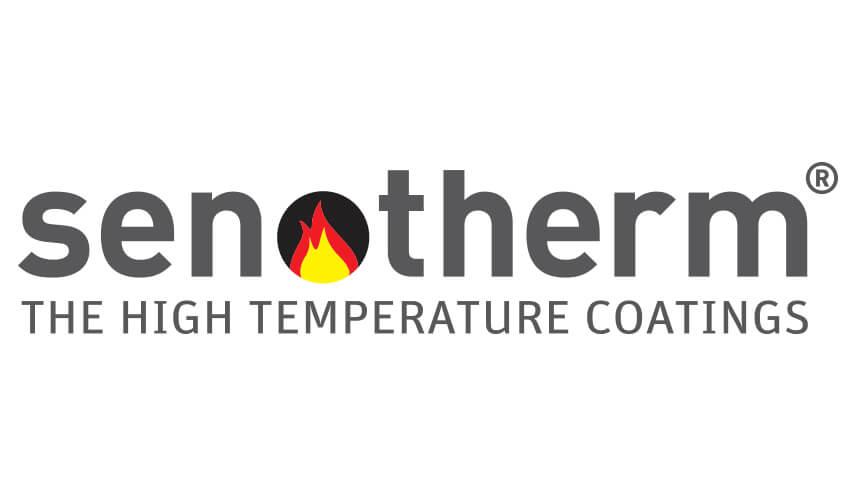 Senotherm Logo | East Midlands Coatings | Teflon, Henkel & others