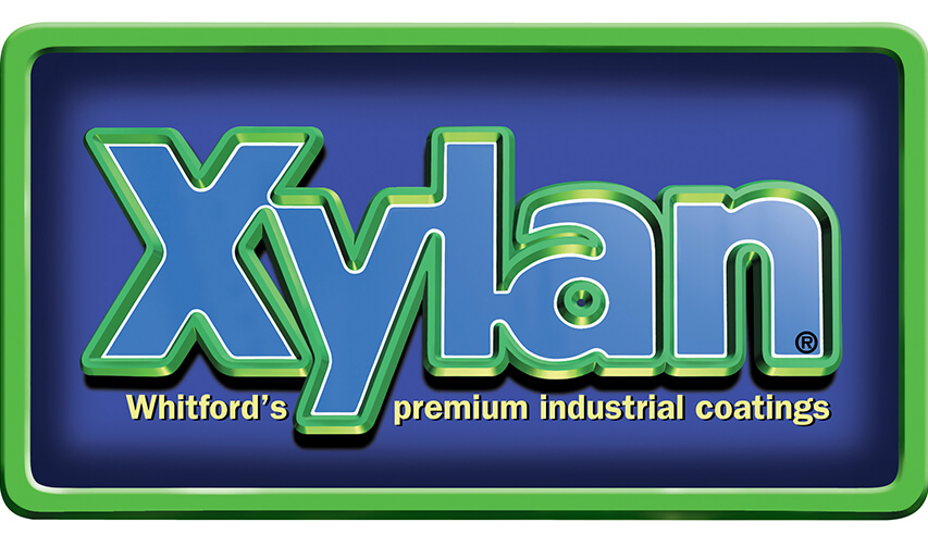 Xylan logo | East Midlands Coatings | Teflon, Henkel & others