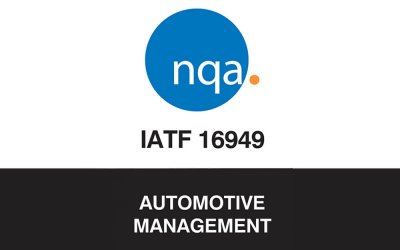 Almost faultless at recent IATF 16949 audit