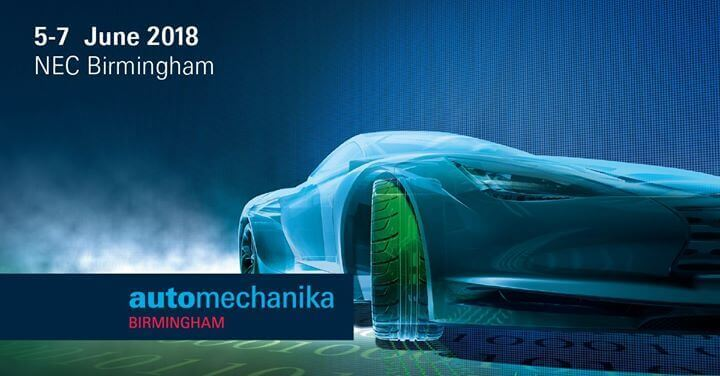 A month until Automechanika 2018!